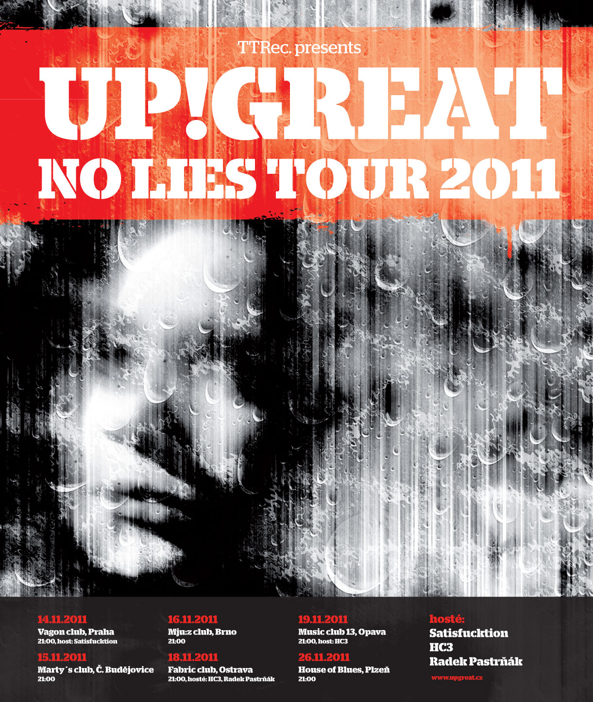 No!Lies tour